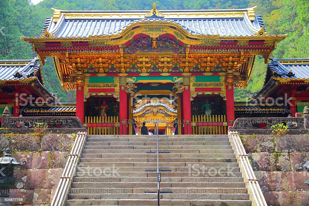 Japan - Nikko stock photo