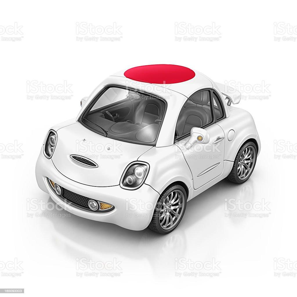 japanese car stock photo