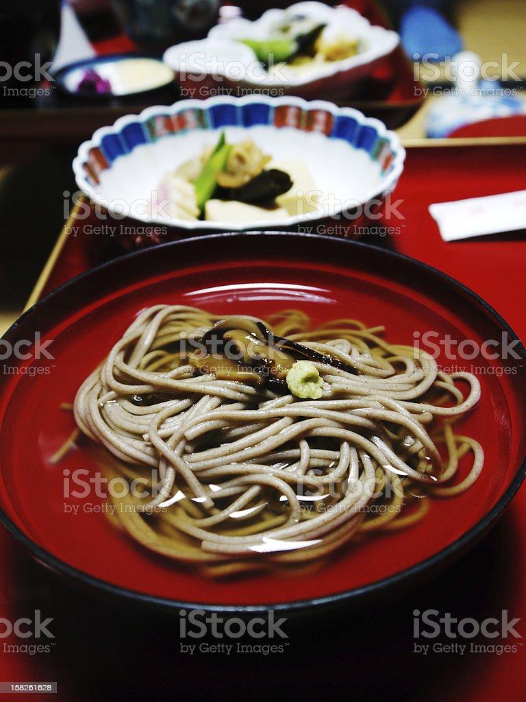 cuisine japonaise photo libre de droits