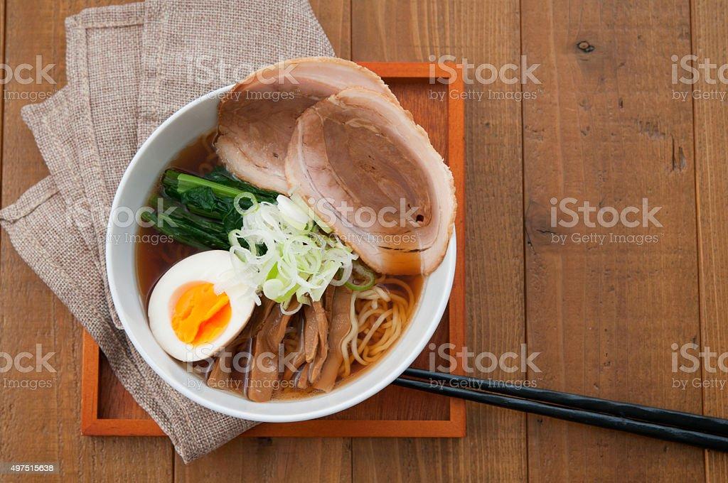 japanese cuisine, ramen stock photo