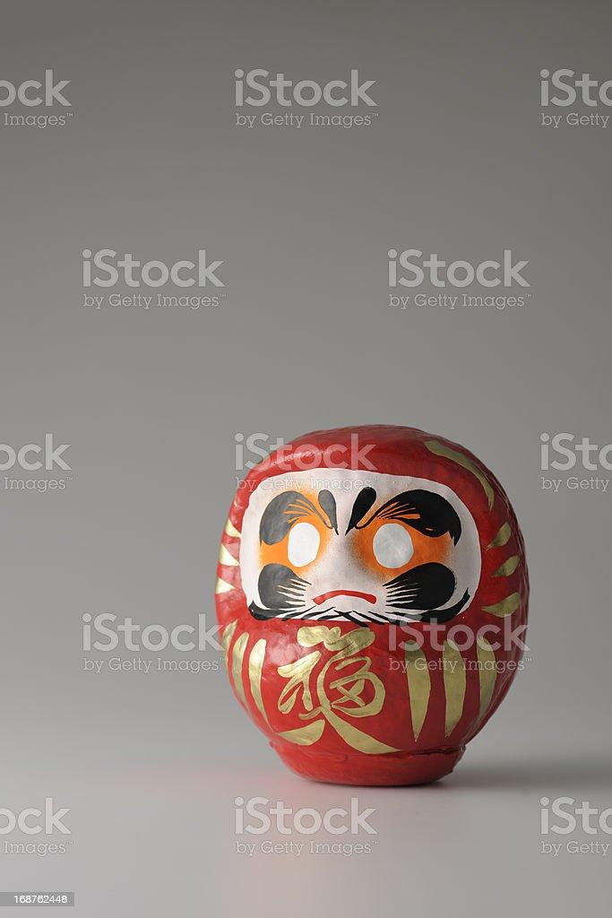 Japanese Daruma doll stock photo