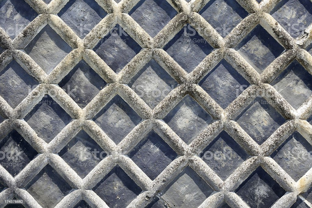 japanese old traditional wall stock photo