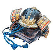 Japanese Samurai War Helmet