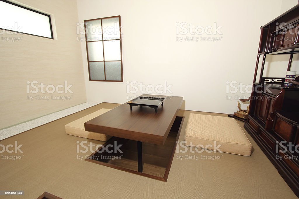 table a manger japonais. Black Bedroom Furniture Sets. Home Design Ideas