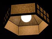 Japanese style room light