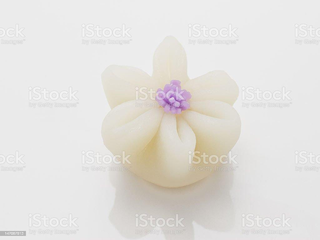Japanische Süßigkeiten Lizenzfreies stock-foto