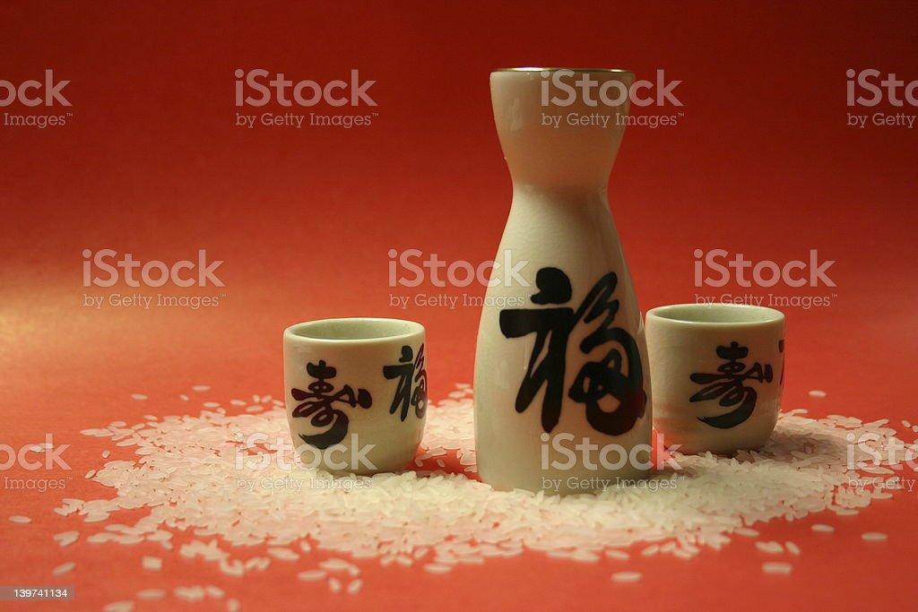 Japanese toast stock photo