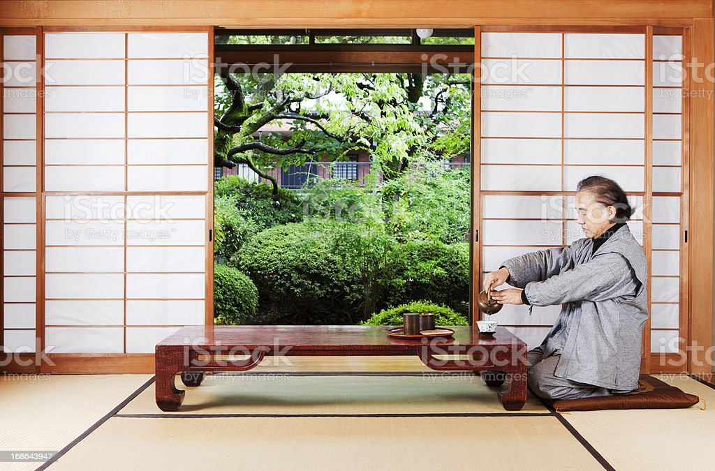 Japanese Traditions stock photo