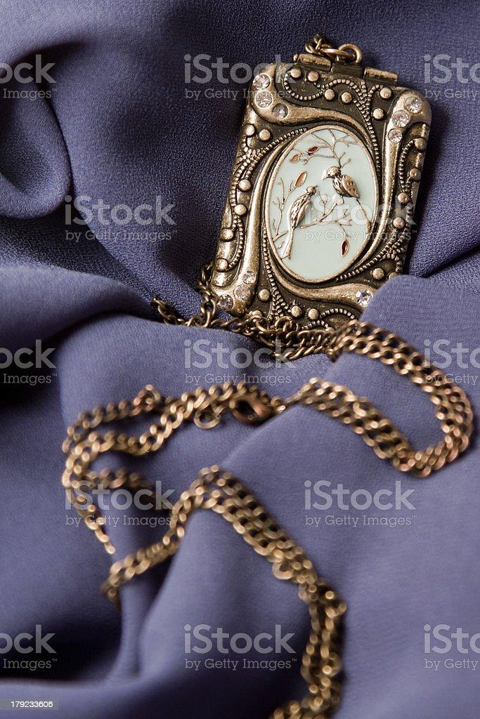 Japanese vintage pendant royalty-free stock photo