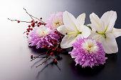 Japanese-style flower