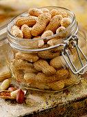 Jar of Peanuts