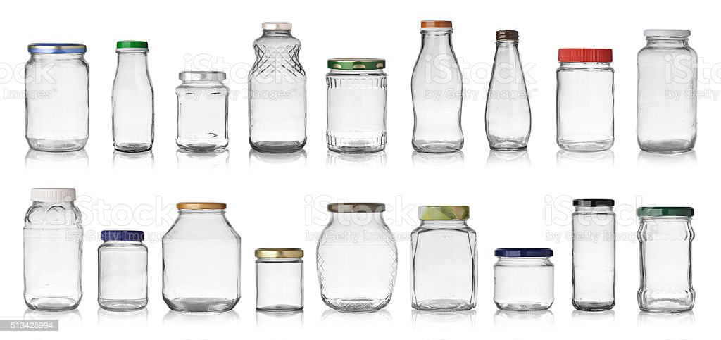 jars stock photo