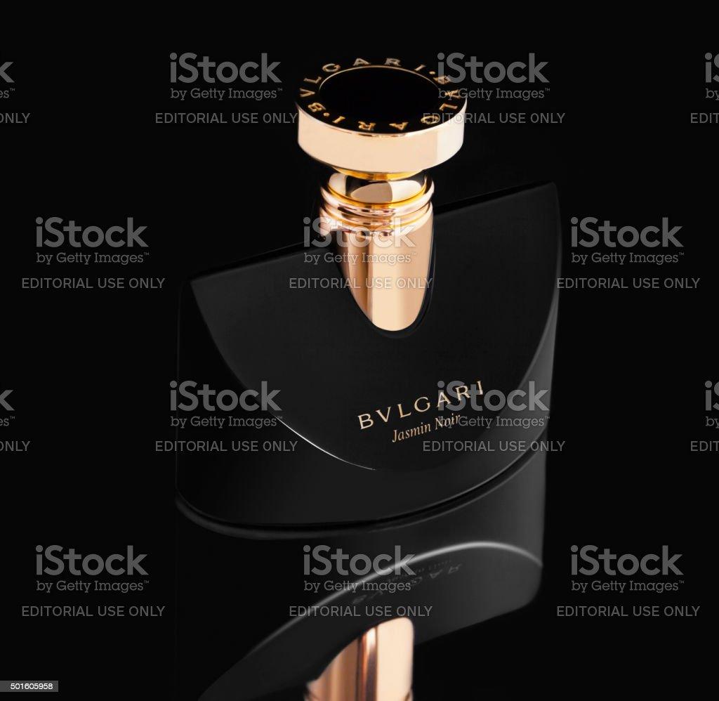 Jasmin Noir Bvlgari for women stock photo