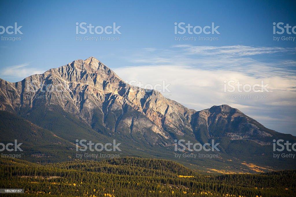 Jasper Valley royalty-free stock photo