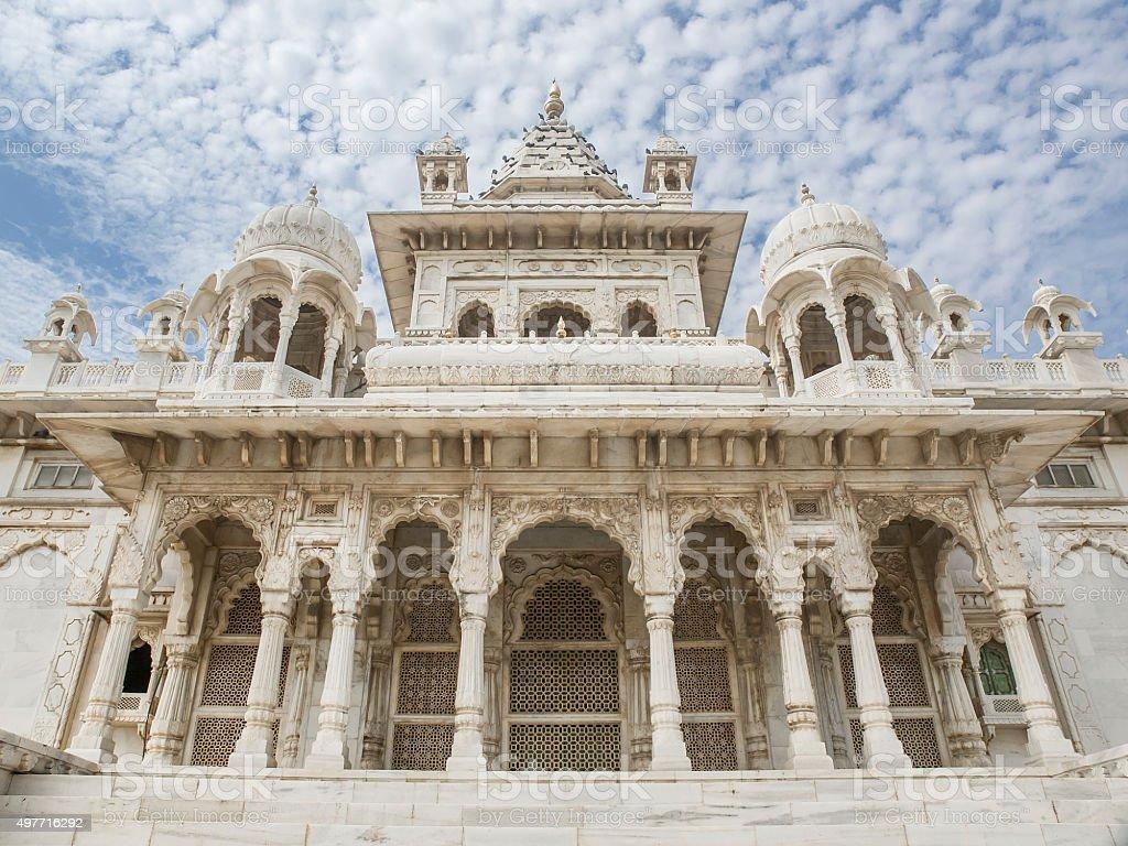 Jaswant Thada temple, Jodhpur - India stock photo