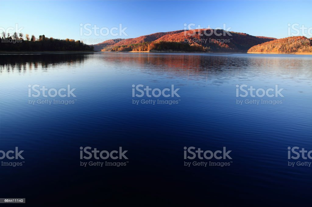 Jawor Mountain stock photo