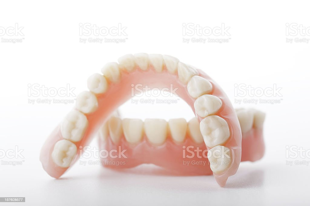 jaws teeth -body part stock photo