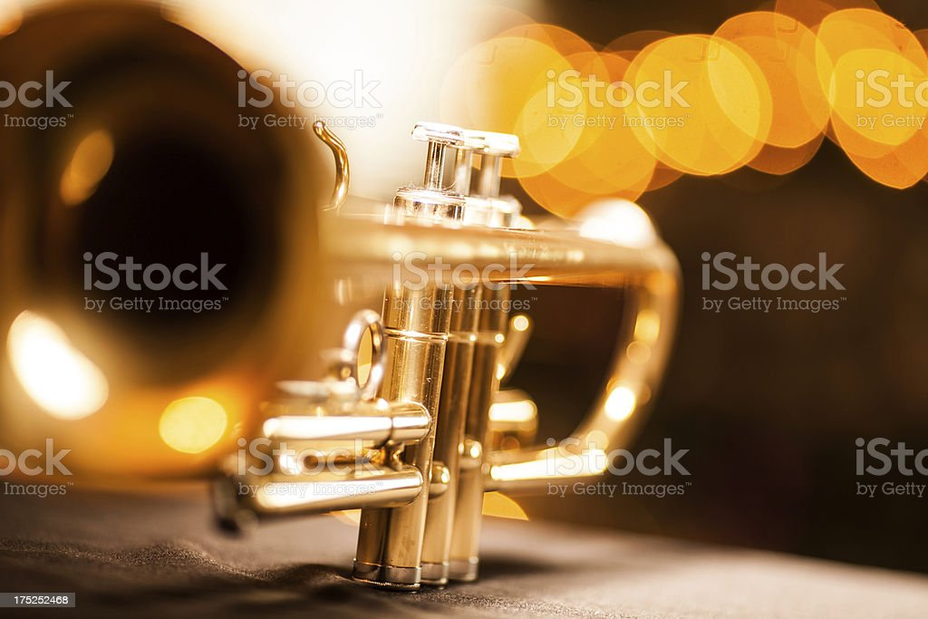 Jazz club royalty-free stock photo