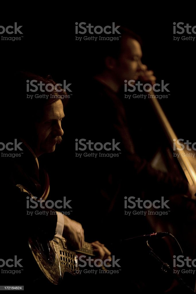 jazz moods royalty-free stock photo