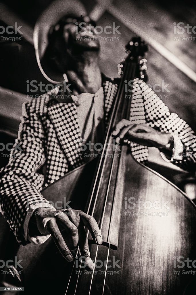 Jazz stock photo