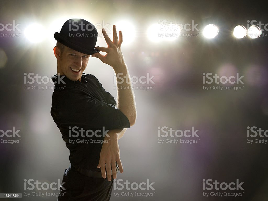Jazzy stock photo