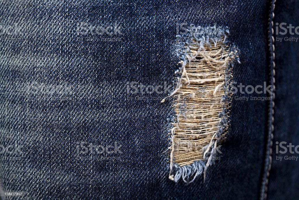 Jean Background royalty-free stock photo