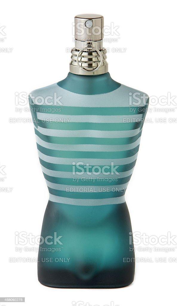 Jean Paul Gaultier Perfume royalty-free stock photo