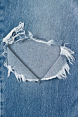 Jeans background texture,