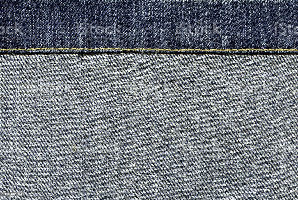 Jeans denim background textured stock photo