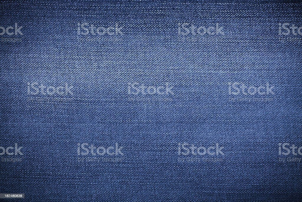 Jeans denim detail royalty-free stock photo