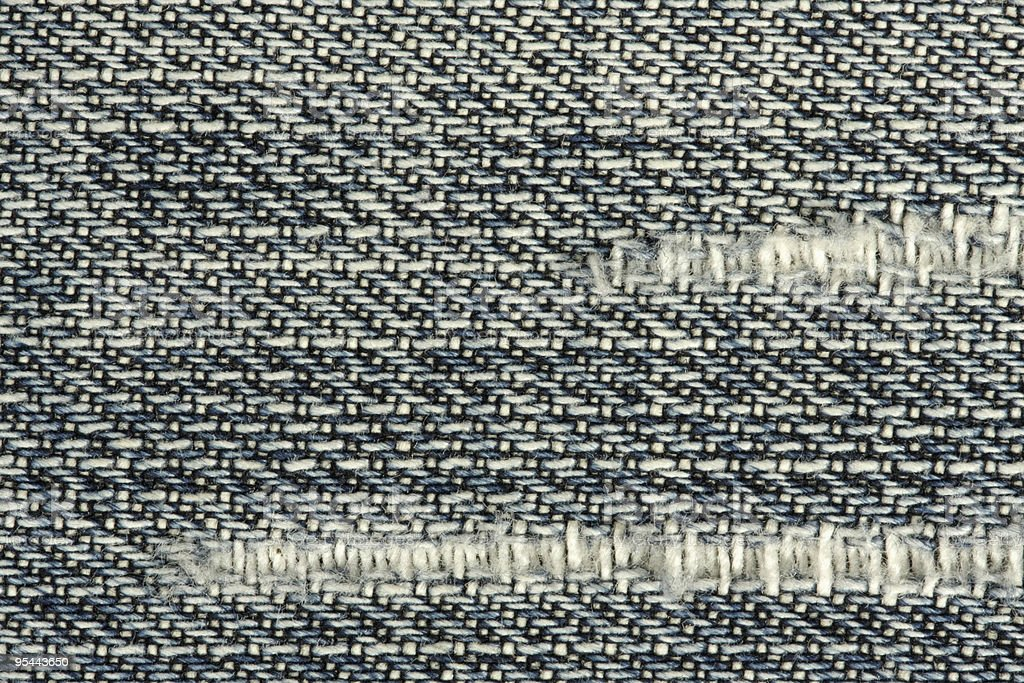 Jeans fabric royalty-free stock photo