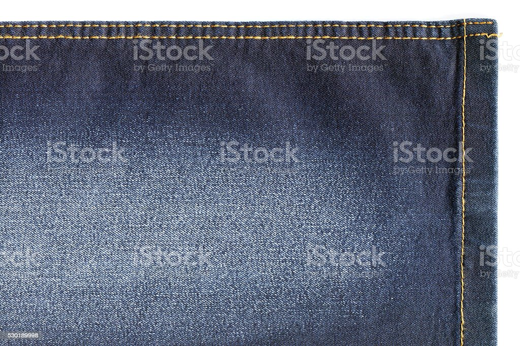 Jeans Texture Background stock photo