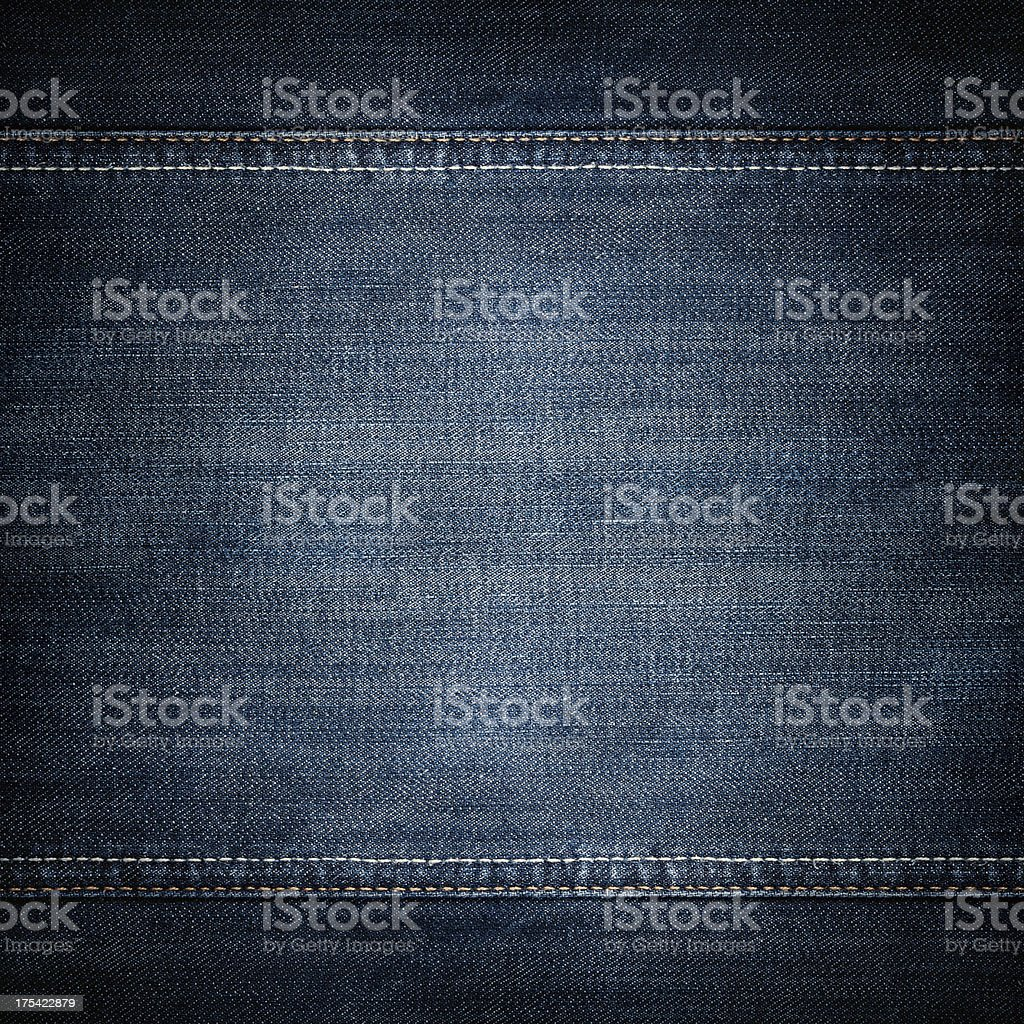 XXXL Jeans texture royalty-free stock photo