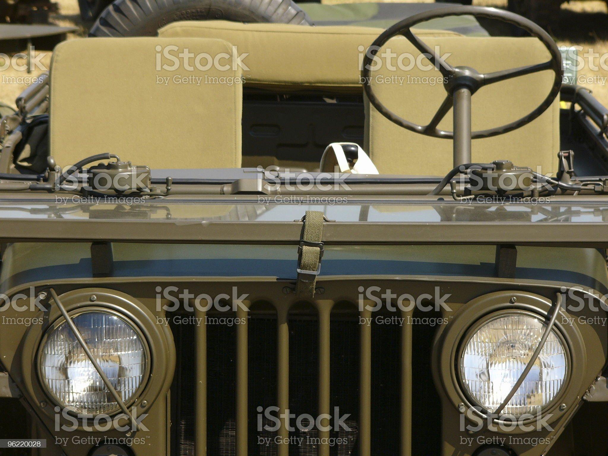 jeep royalty-free stock photo