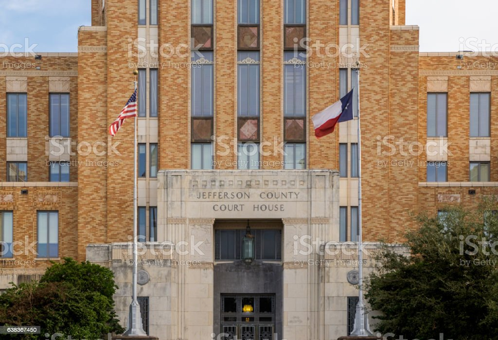 Jefferson County Courthouse Royalty Free Stock Photo