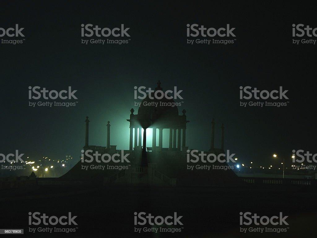 Jehangir Kothari Parade Public Monument Karachi stock photo