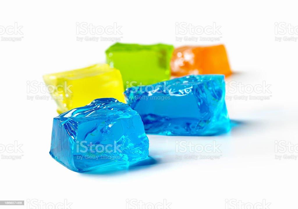 Jello stock photo