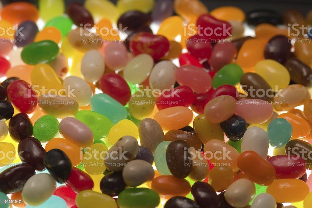 Jelly Beans stock photo