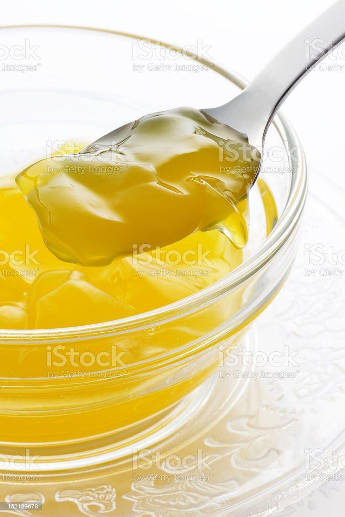 Jelly royalty-free stock photo