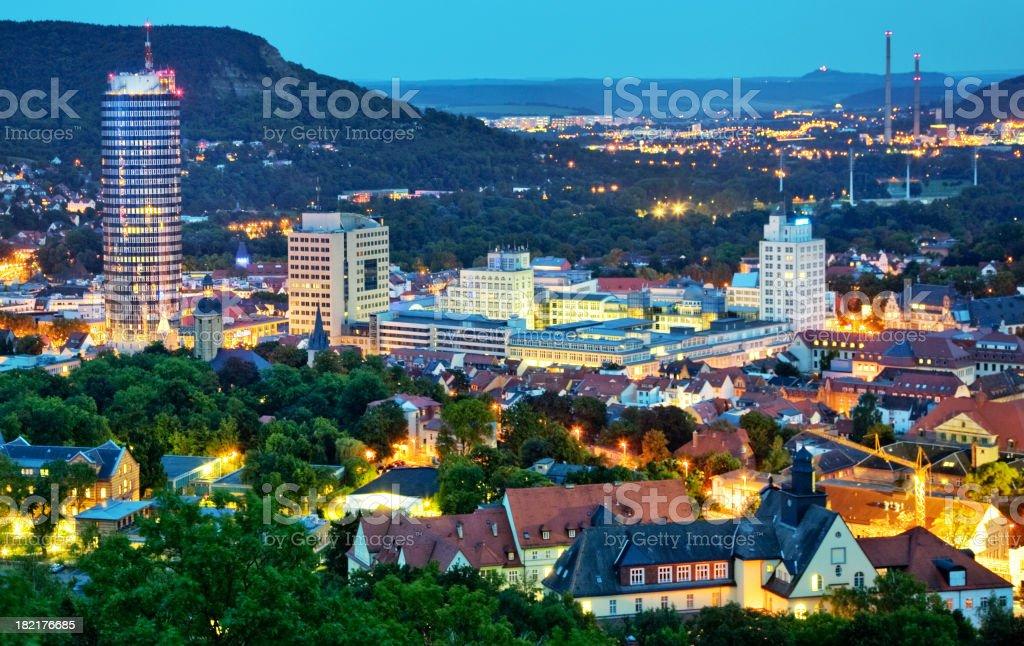 Jena, Germany stock photo