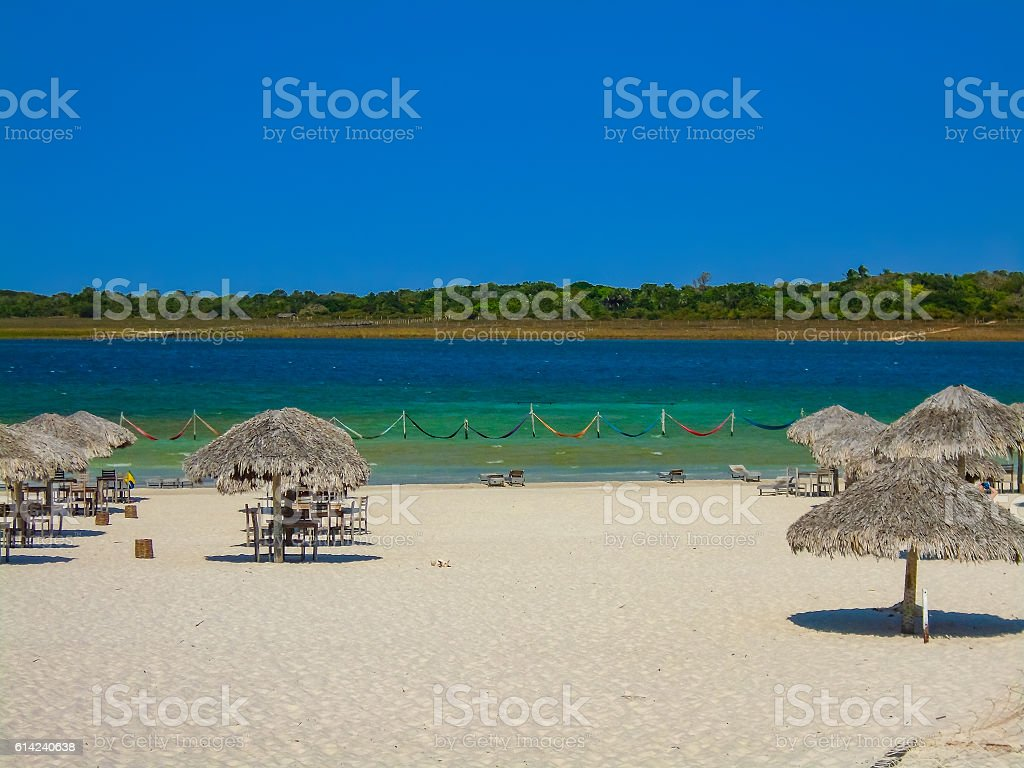 Jericoacoara, Brazil stock photo