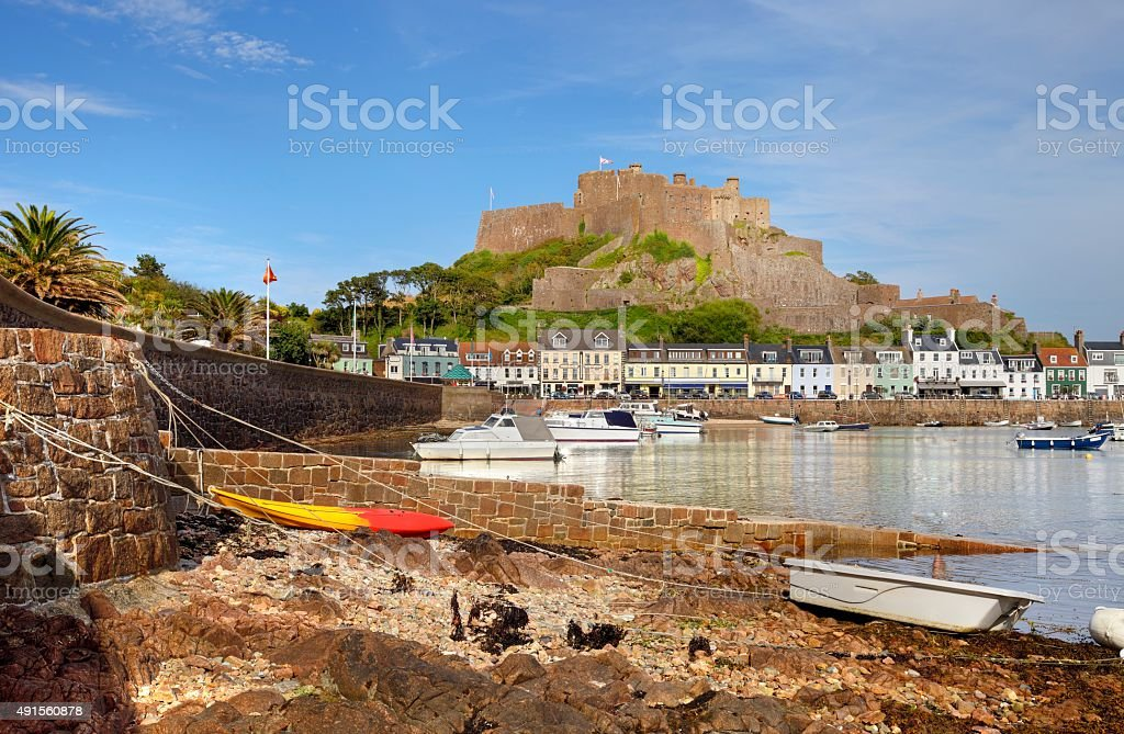 Jersey, Channel Islands stock photo