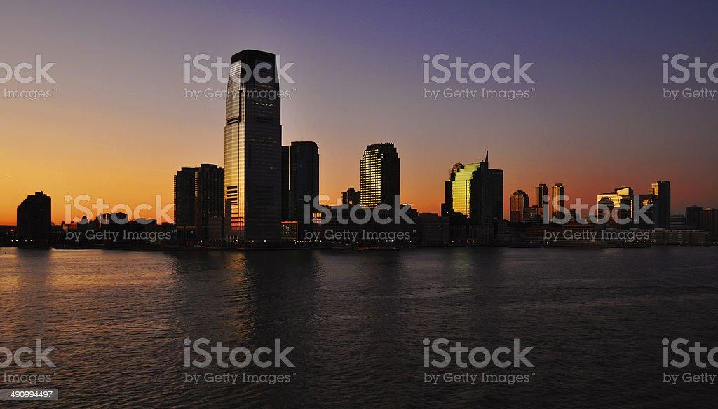 Jersey City, New Jersey stock photo