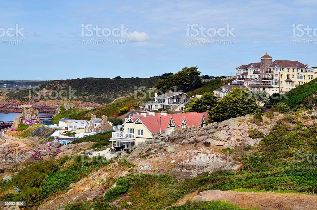 UK, Jersey Island stock photo