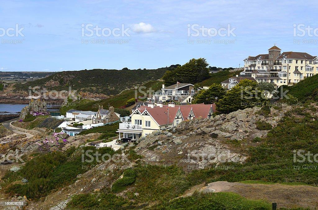 UK, Jersey royalty-free stock photo