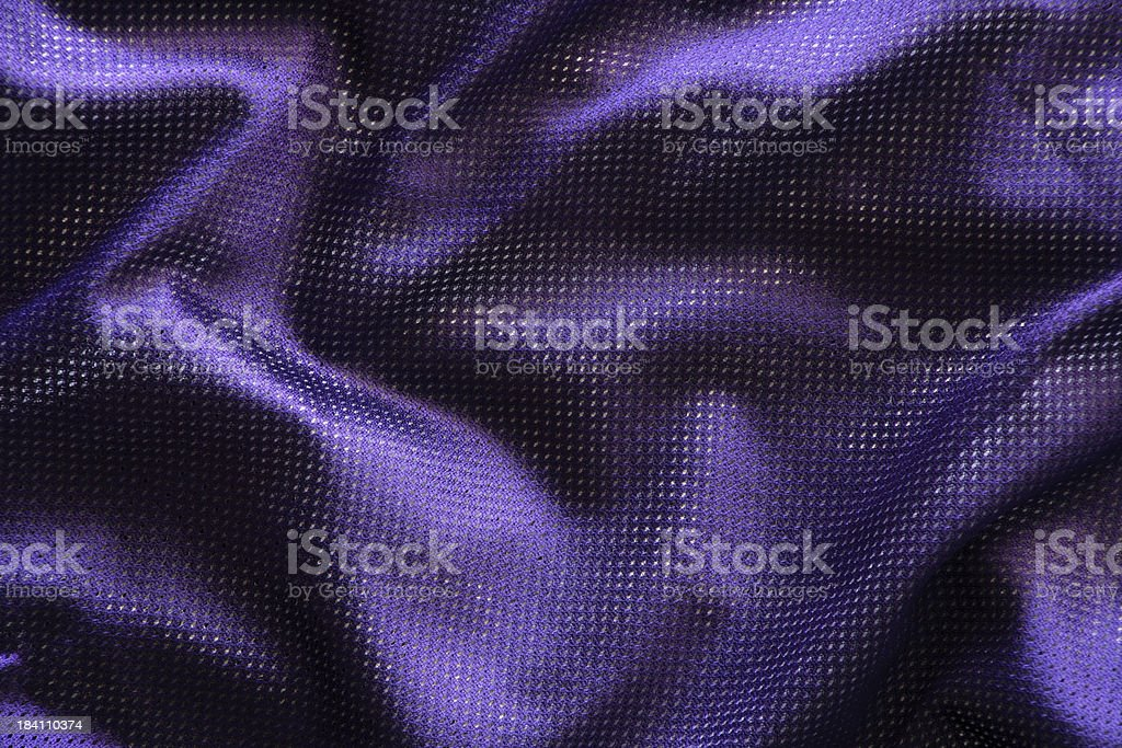 Jersey Texture XXL in Purple royalty-free stock photo