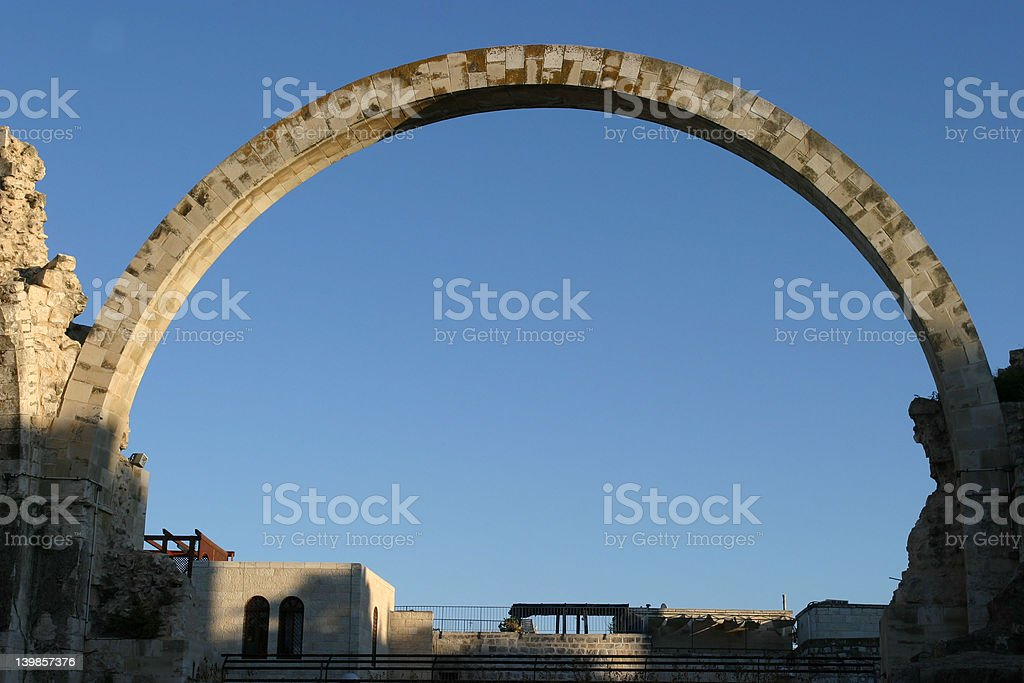 Jerusalem ark of david royalty-free stock photo