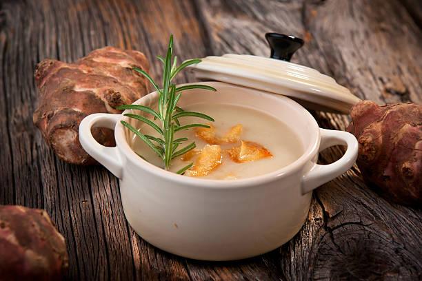 """Résultat de recherche d'images pour """"Jerusalem artichoke soup"""""""