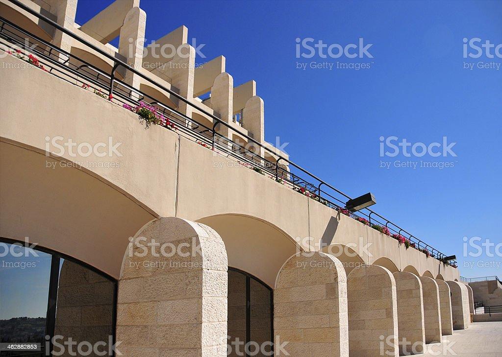 Jerusalem, Israel: Regency Hotel royalty-free stock photo