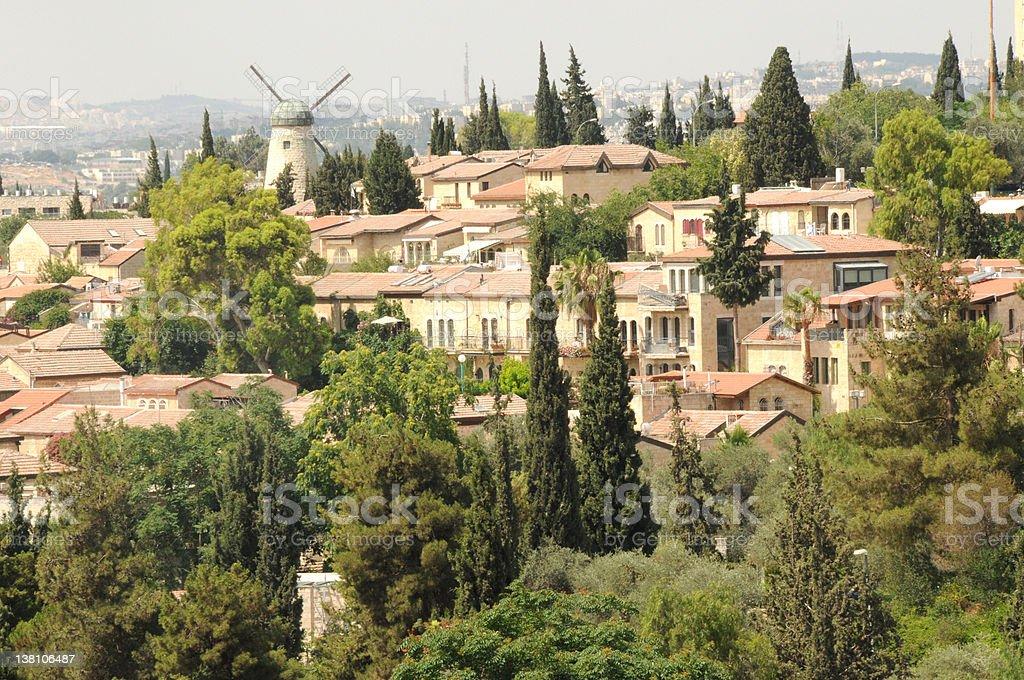 Jerusalem royalty-free stock photo